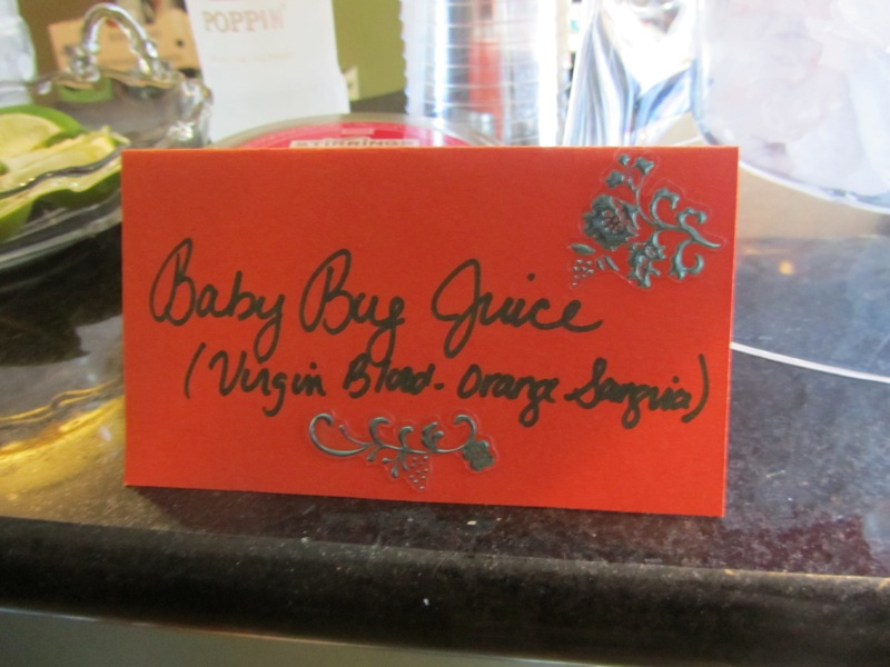 Baby Bug Juice