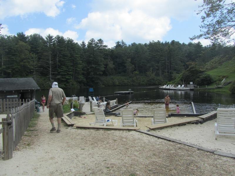 High Hampton Inn Lake