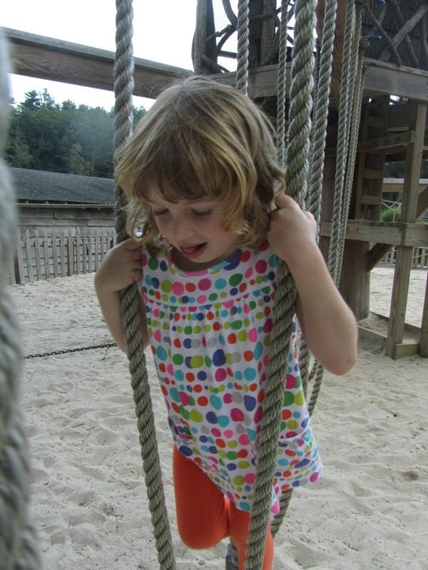 High Hampton Inn playground