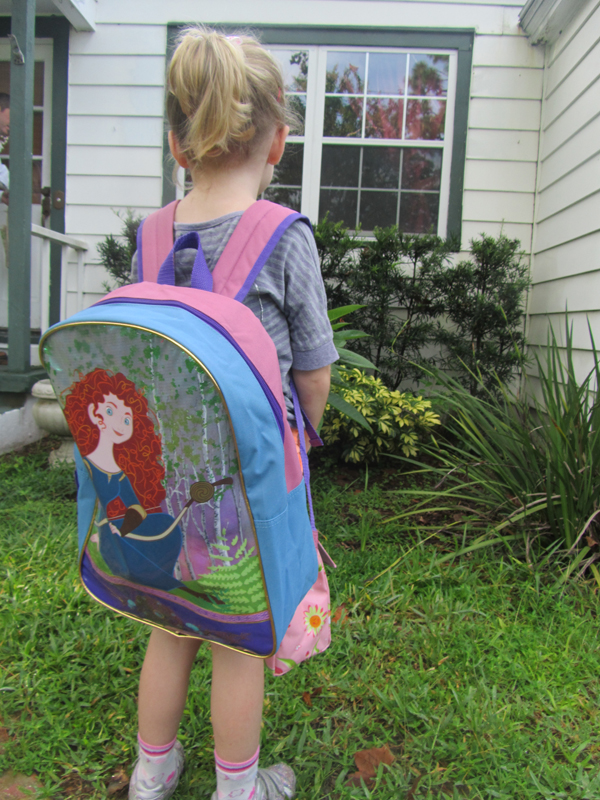 Merida backpack