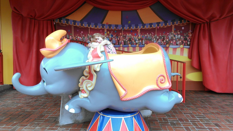 Magic Kingdom Dumbo