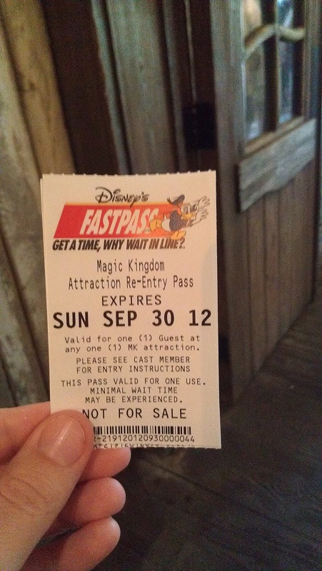 Magic Fast Pass