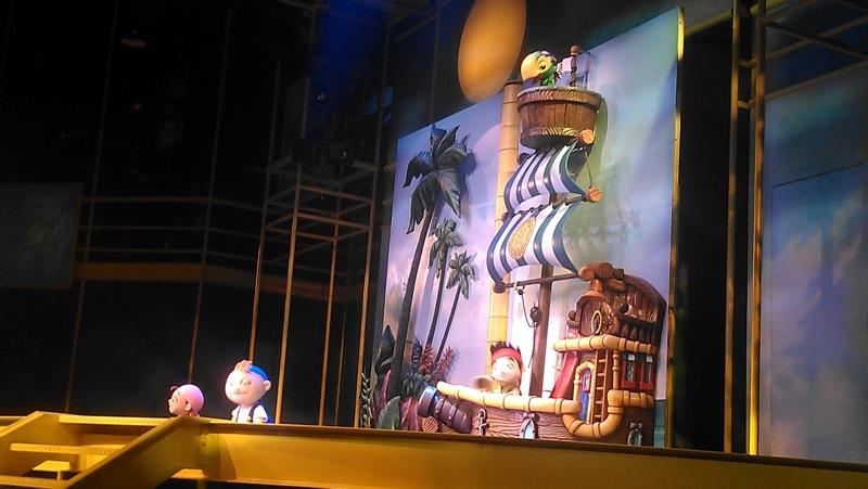Disney Jr. show