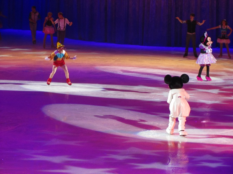 Disney on Ice: Rockin' Ever After