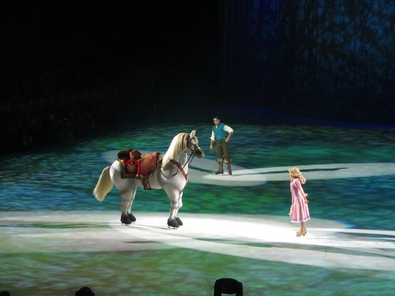 Disney on Ice: Rockin Ever After