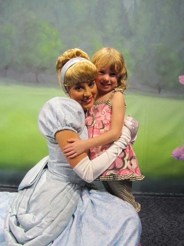 E and Cinderella