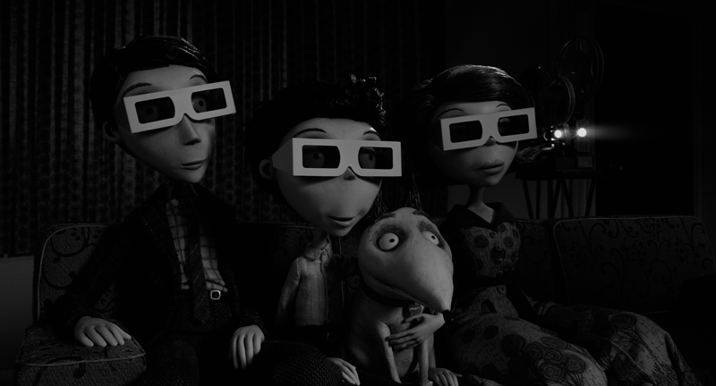 Frankenweenie, Victor's Family