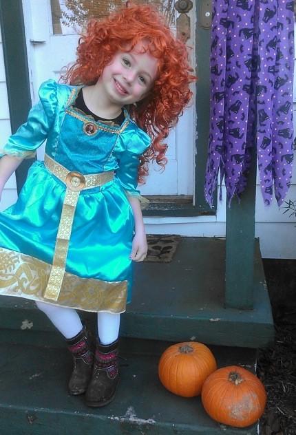 Merida: Halloween