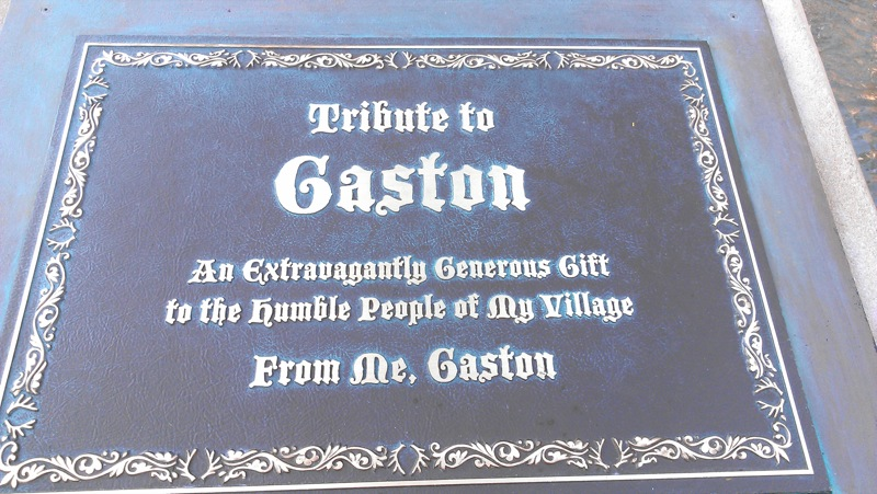 New Fantasyland: Gaston's Tavern