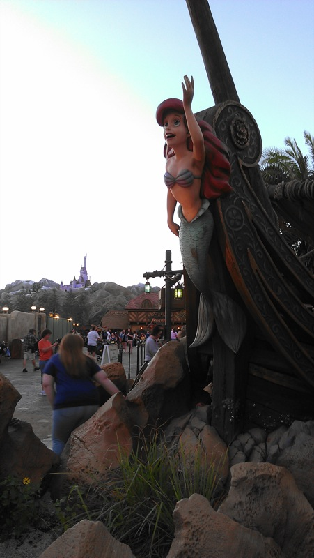 New Fantasyland: The Little Mermaid