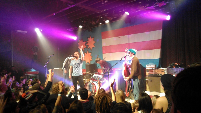 Dr. Dog, The Social 2012
