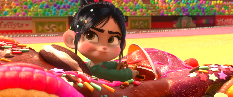 Wreck-It Ralph: Vanellope