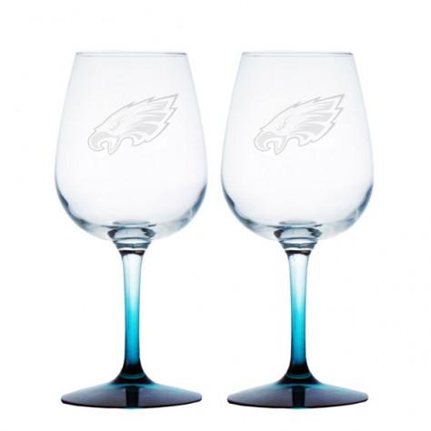 SportsFreak365.com wine glasses
