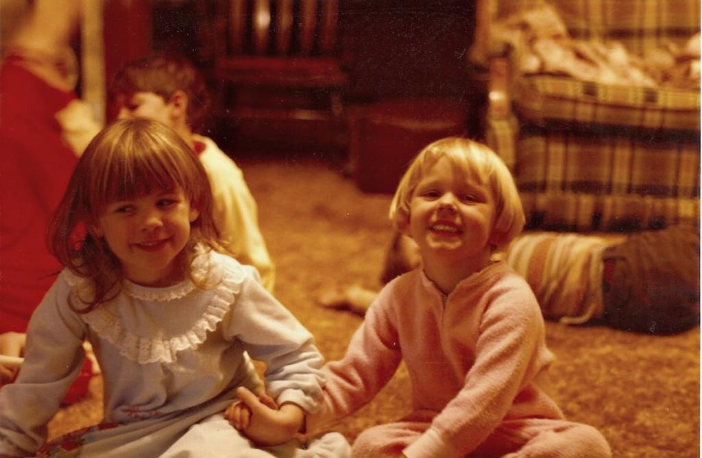 Rachel and Jackie