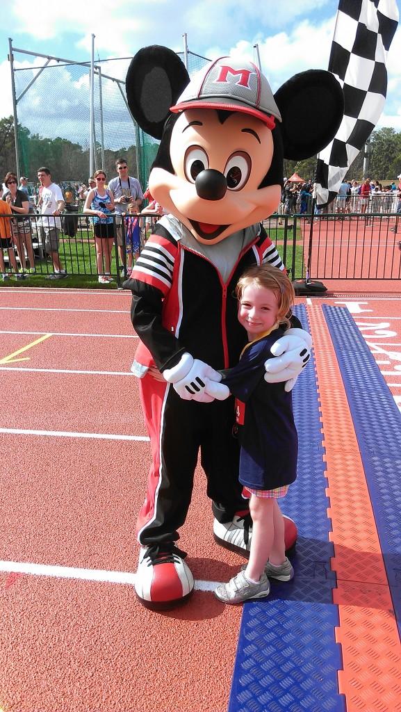 Mickey Mile - Mickey