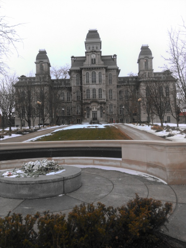 Hall of Languages, Syracuse