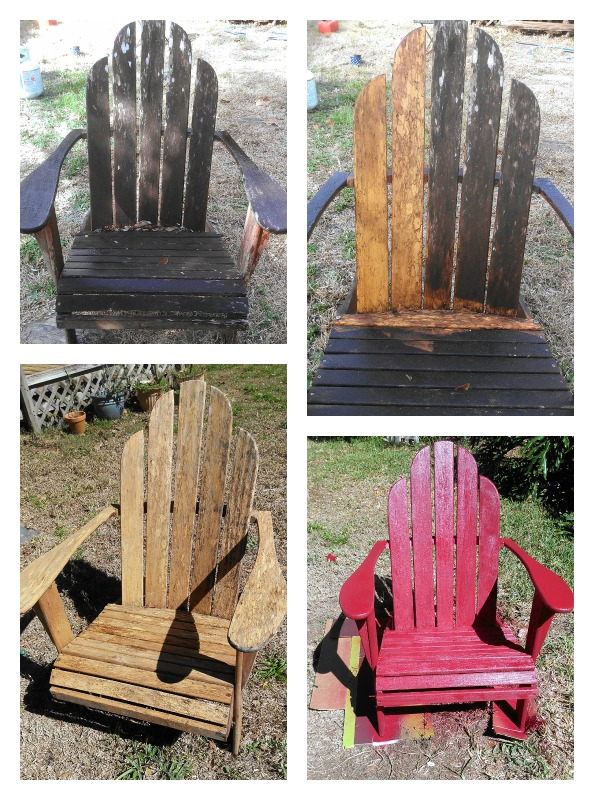chairs collage