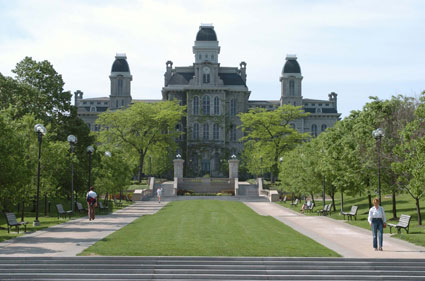 Syracuse, Hall of Languages
