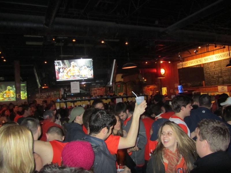 Syracuse, Chuck's