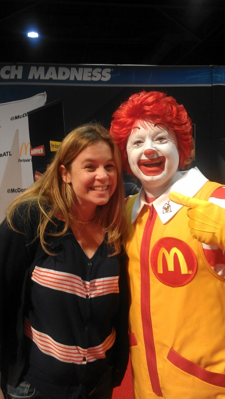 Final Four: Ronald McDonald