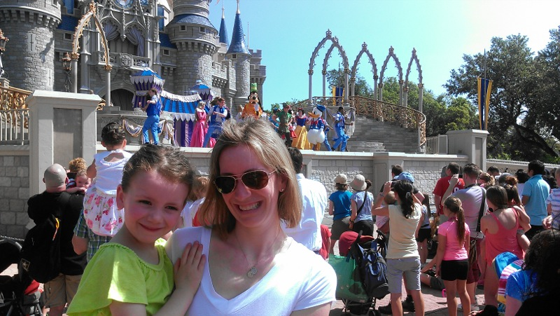 A and Missy, Disney