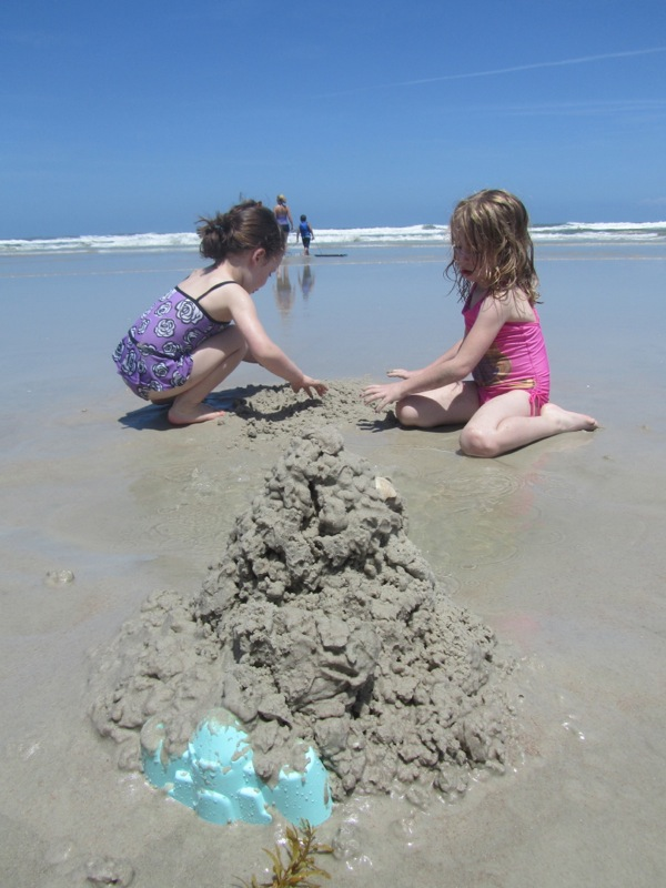 E and A at Daytona Beach