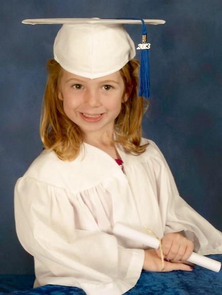 E graduation picture