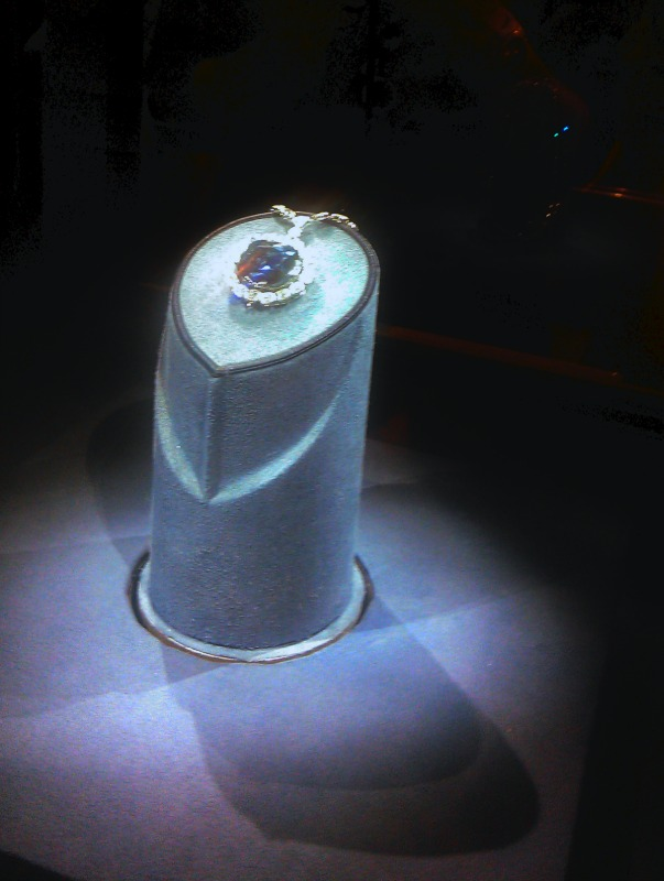 Natural History Museum: Hope Diamond