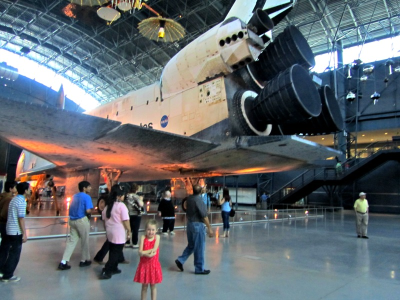 Udvar-Hazy Center: Discovery