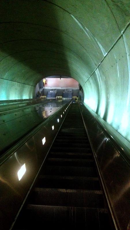 Woodley metro