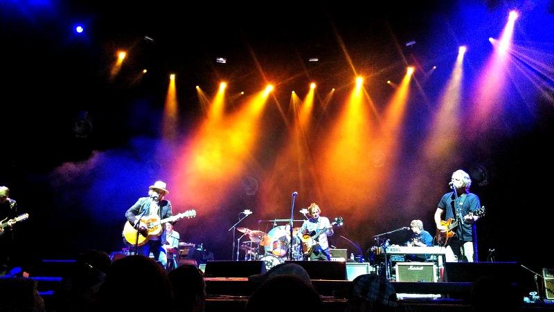 AmericanaramA: Wilco and Weir