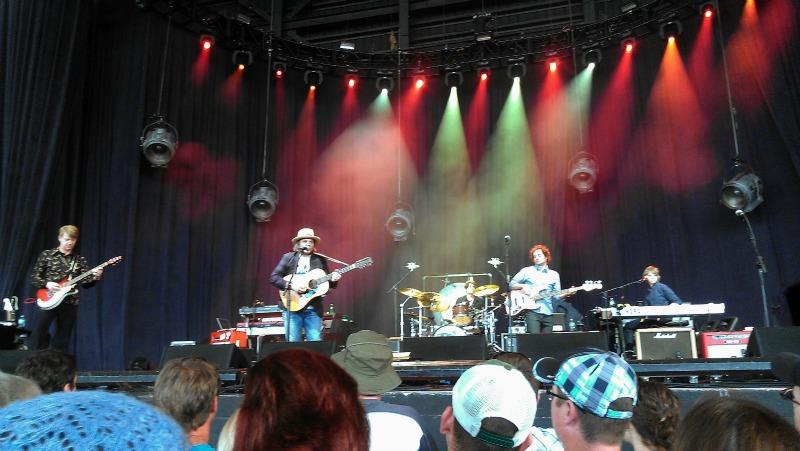 AmericanaramA: Wilco