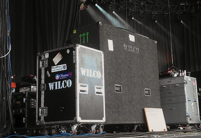 AmericanaramA: Wilco cases