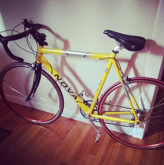 Old Yeller bike