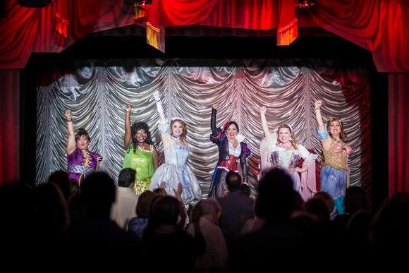 Disenchanted: Orlando cast