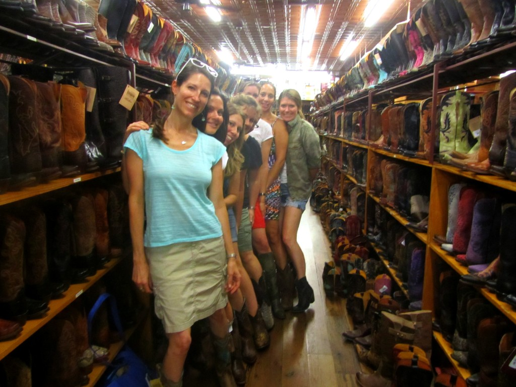 Austin: Boots