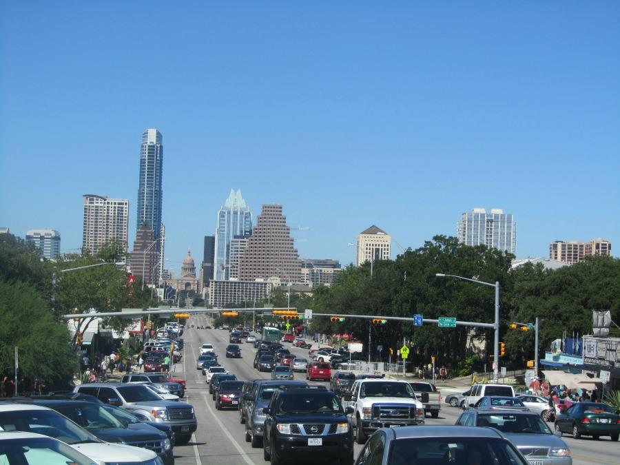 Austin: Congress Ave