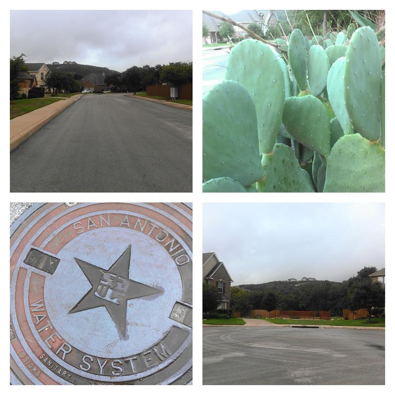 San Antonio run