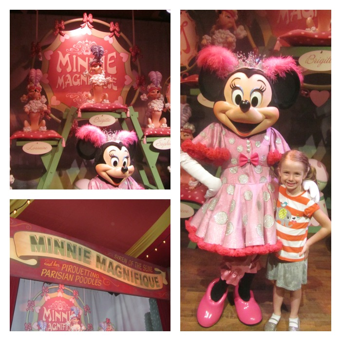 Minnie collage