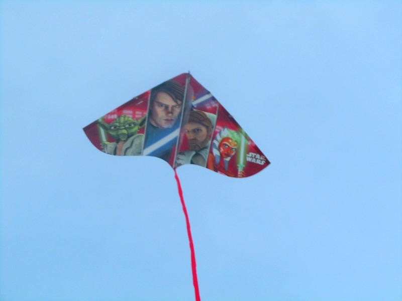 Star Wars kite