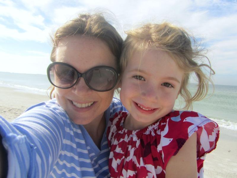 Treasure Island selfie