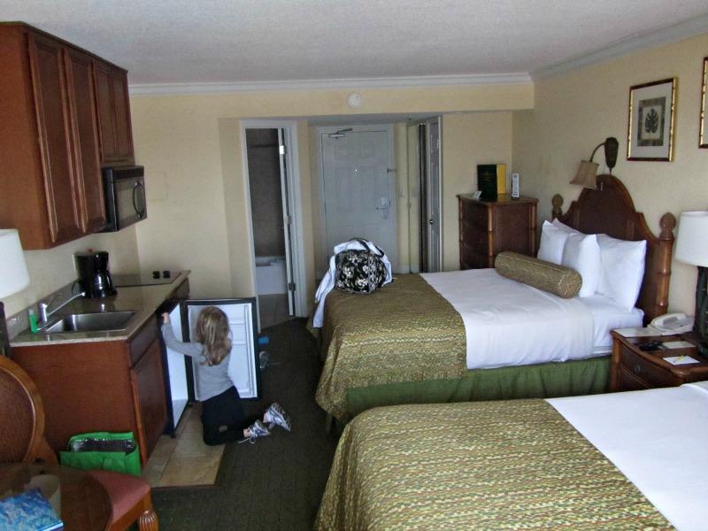 Bilmar Beach Resort room