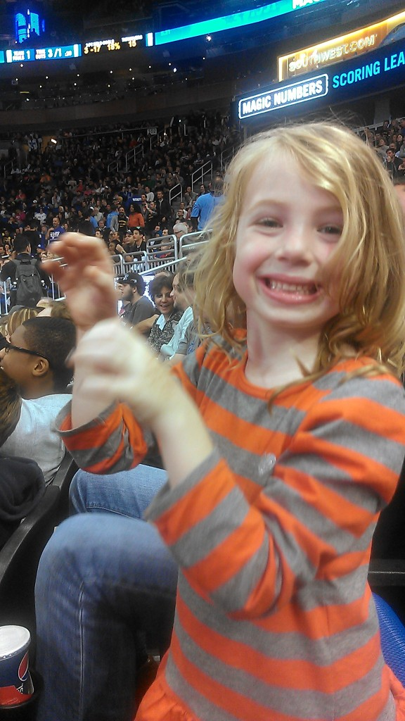 E at Magic game