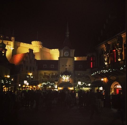 Germany-Epcot