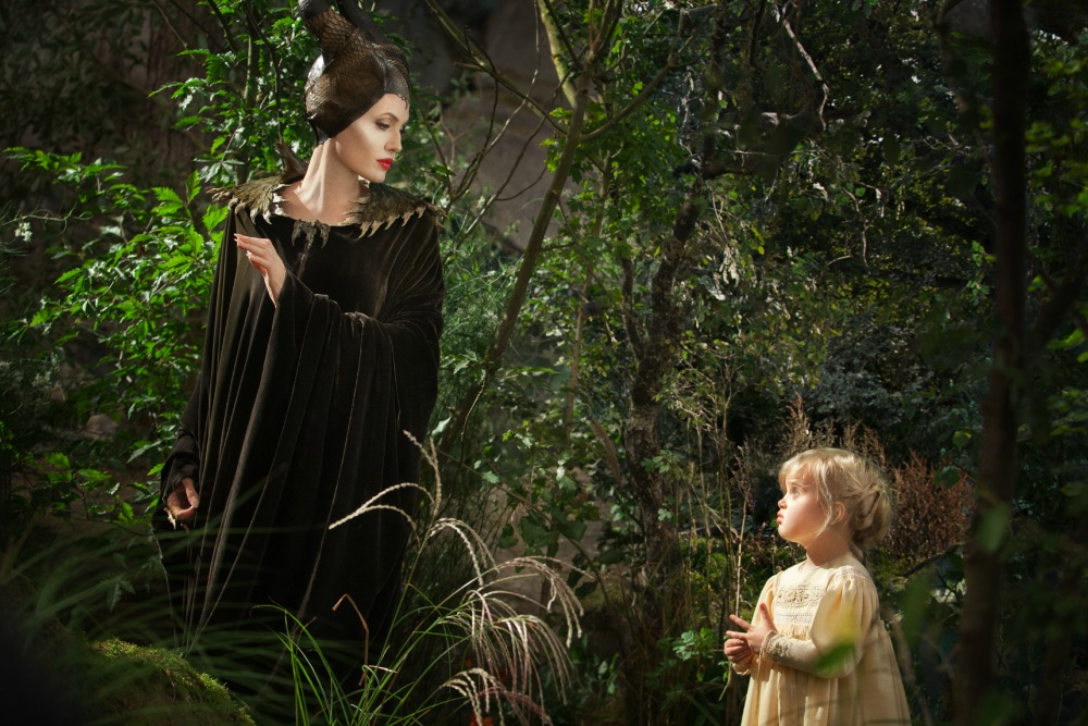 Maleficent: Angie and Viv