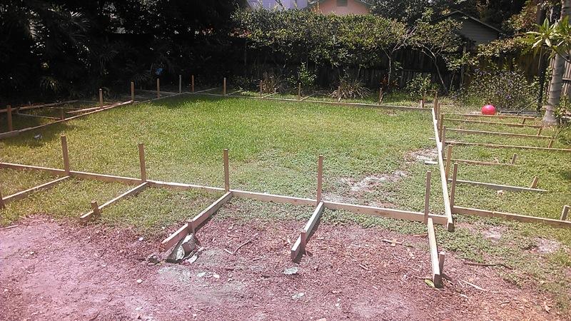 pool grid