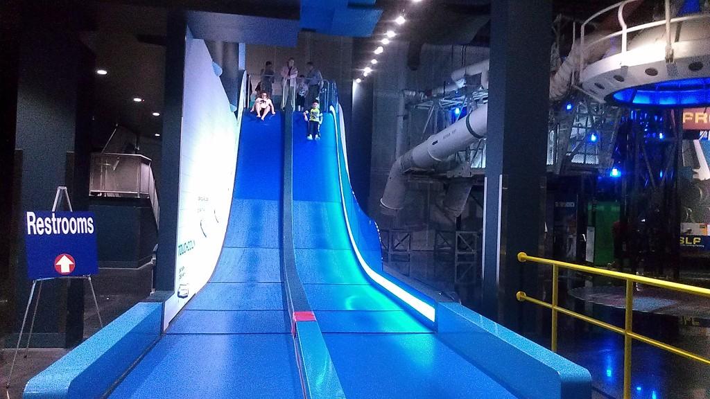 Shuttle slide
