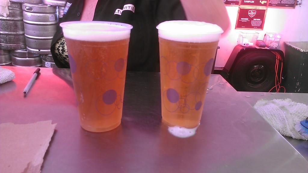 coral skies beer